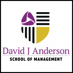 David J Anderson School of Management